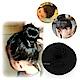 兒童 甜甜圈盤髮器2入-贈迷你瀏海貼kiret product thumbnail 1