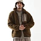 KANGOL夾克外套絨毛素色拼接(5色) -ZIP日本男裝