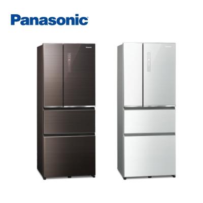 Panasonic國際牌 500L 1級變頻4門電冰箱 NR-D501XGS