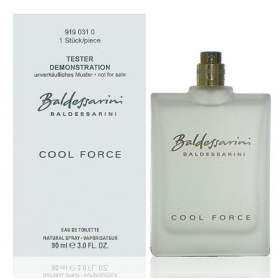 Baldessarini Cool Force 冷酷男性淡香水 90ml Tester