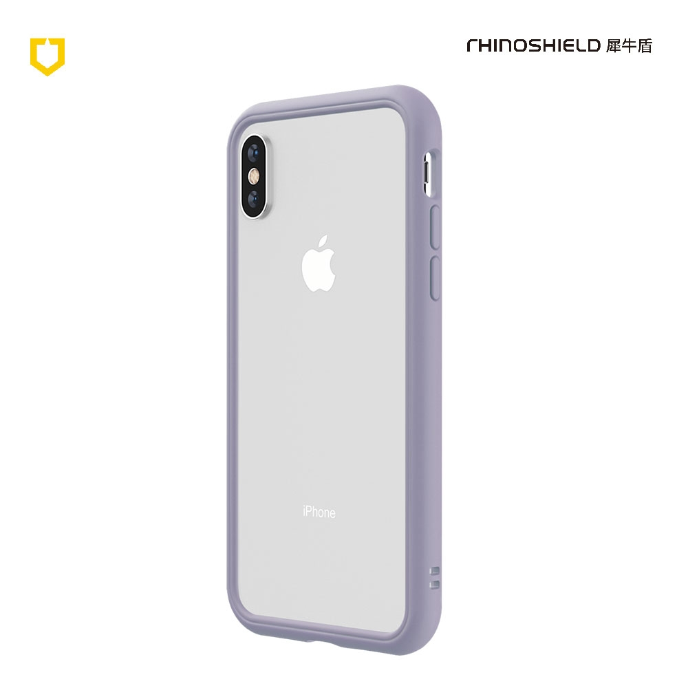 犀牛盾 iPhone Xs Max CrashGuard NX防摔邊框手機殼