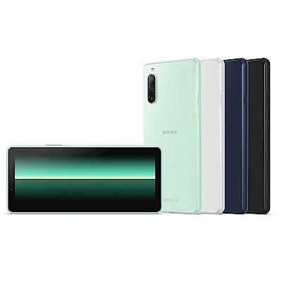 [64G卡+護手霜組合]SONY Xperia 10 II (4G/128G) 6吋三鏡頭智慧手機