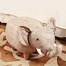 BuyJM絨布大象造型椅凳/沙發凳-DIY