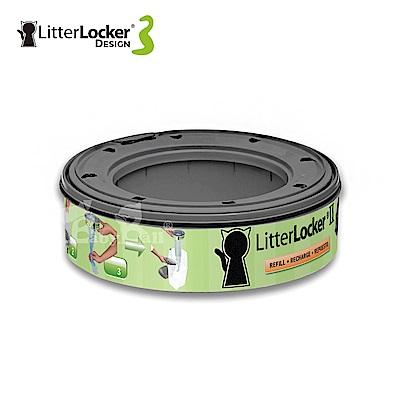 LitterLocker® Design 第三代貓咪鎖便桶抗菌塑膠袋匣