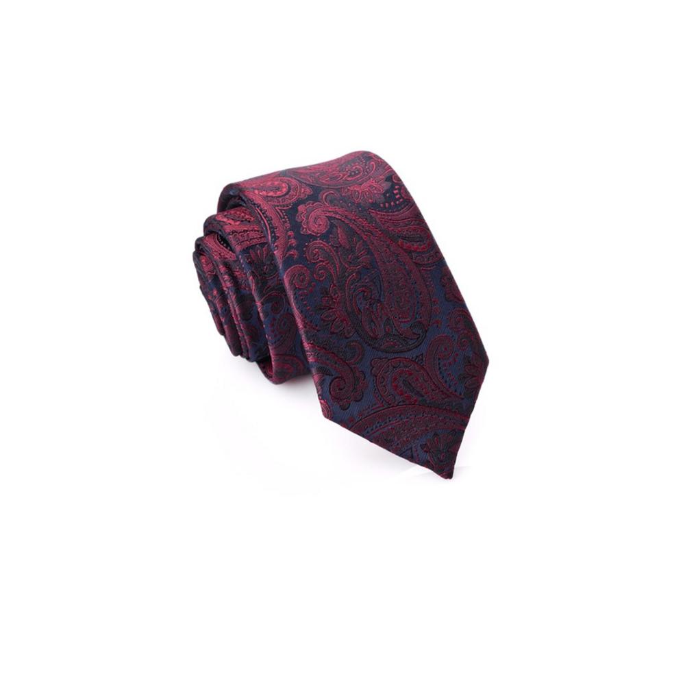 拉福   領帶窄領帶6cm領帶拉鍊領帶(兒童紅變形) product image 1