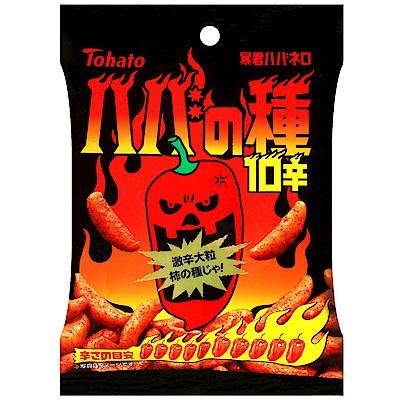 東鳩 暴君圈圈餅-激辣(52g)