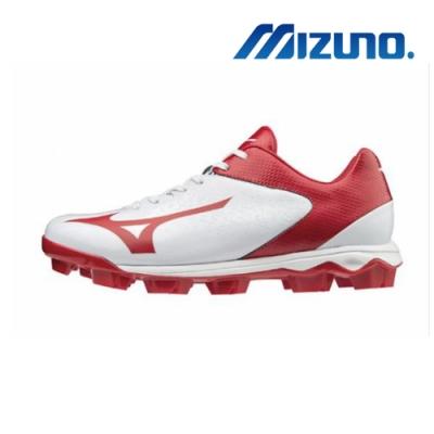 Mizuno 美津濃 WAVE SELECT NINE 男女棒壘球鞋 寬楦 11GP192262