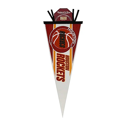 M&N NBA 復古錦旗 91-92 火箭隊