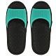 AC Rabbit 開口型低均壓氣墊拖鞋(馬卡龍色系)-湖水綠 product thumbnail 1