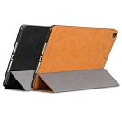 JISONCASE Apple iPad 10.2 三折筆槽側翻皮套