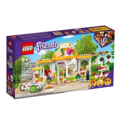 樂高LEGO Friends系列 - LT41444 心湖城有機咖啡廳