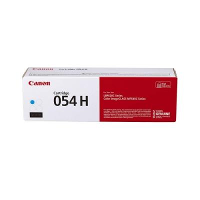 佳能 Canon CRG-054H C 原廠高容量藍色碳粉匣