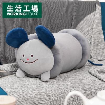 【百貨週年慶暖身 全館5折起-生活工場】啾咪鼠水管玩偶