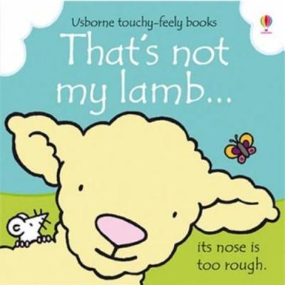 That s Not My Lamb 那不是我的小羊觸摸書