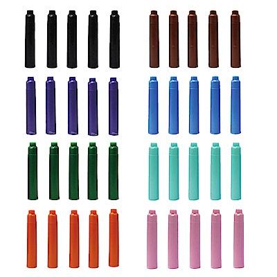 ARTEX 鋼筆卡水5入-共8色可選