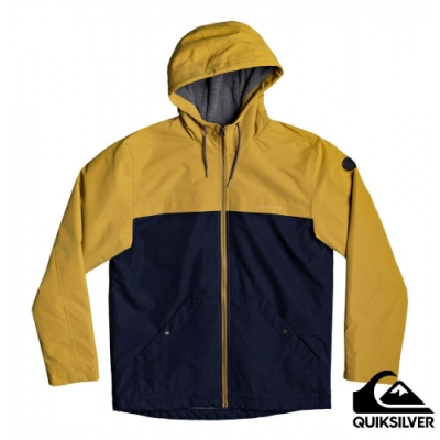 【QUIKSILVER】WAITING PERIOD 外套 黃色