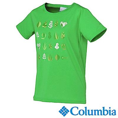 Columbia哥倫比 女款 -快排防曬短袖上衣- UPL25350