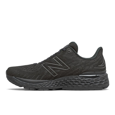 New Balance 緩震 女慢跑鞋-黑-W880B11-D