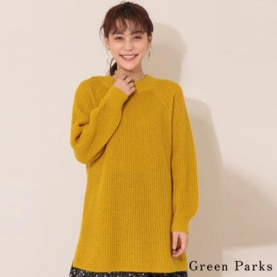 Green Parks 長版針織上衣
