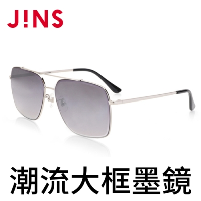JINS 潮流大框墨鏡(AUMN19S296)