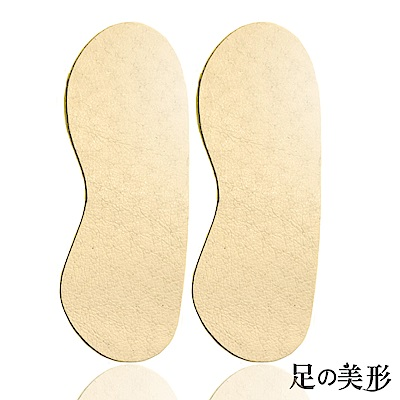 足的美形 台製超薄版後跟貼(8雙)