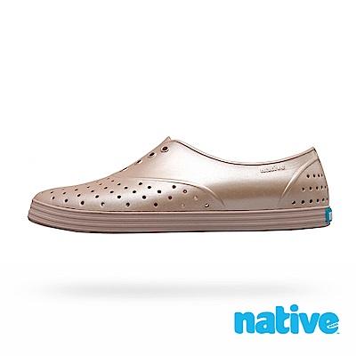 native JERICHO METALLIC 女鞋-未來粉