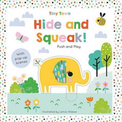 Hide And Squeak! 躲貓貓立體主角書