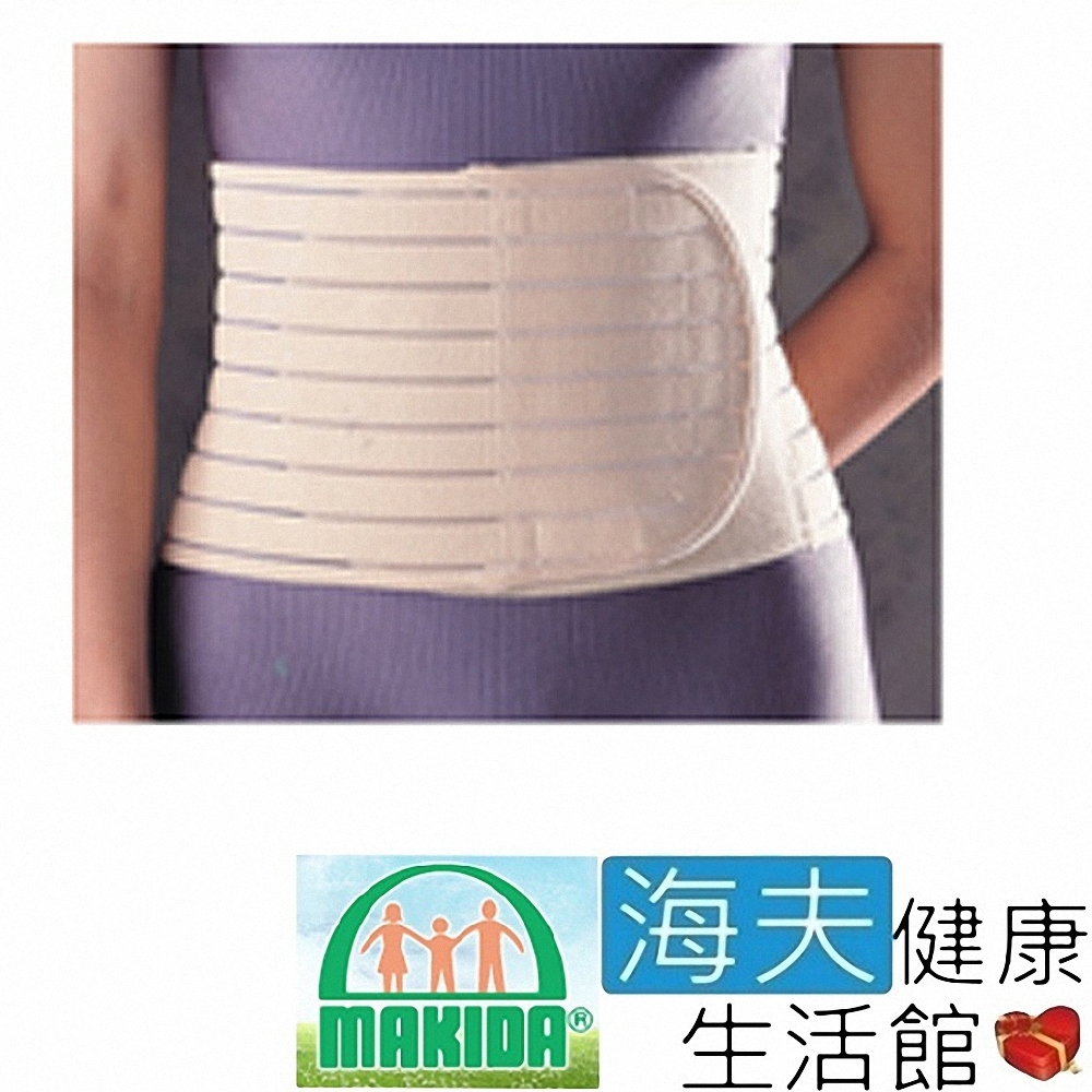 MAKIDA醫療用束帶 未滅菌 海夫健康生活館 吉博 腰痛帶_115