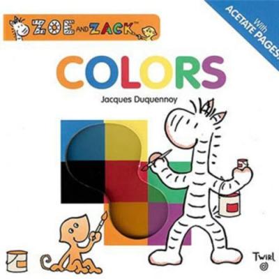 Zoe And Zack:Colors 柔依與查克:顏色篇