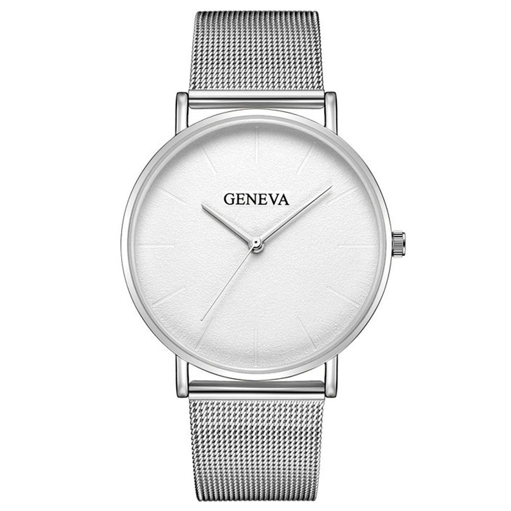Geneva 日內瓦-自我主張原創經典米蘭帶手錶 (5色任選)