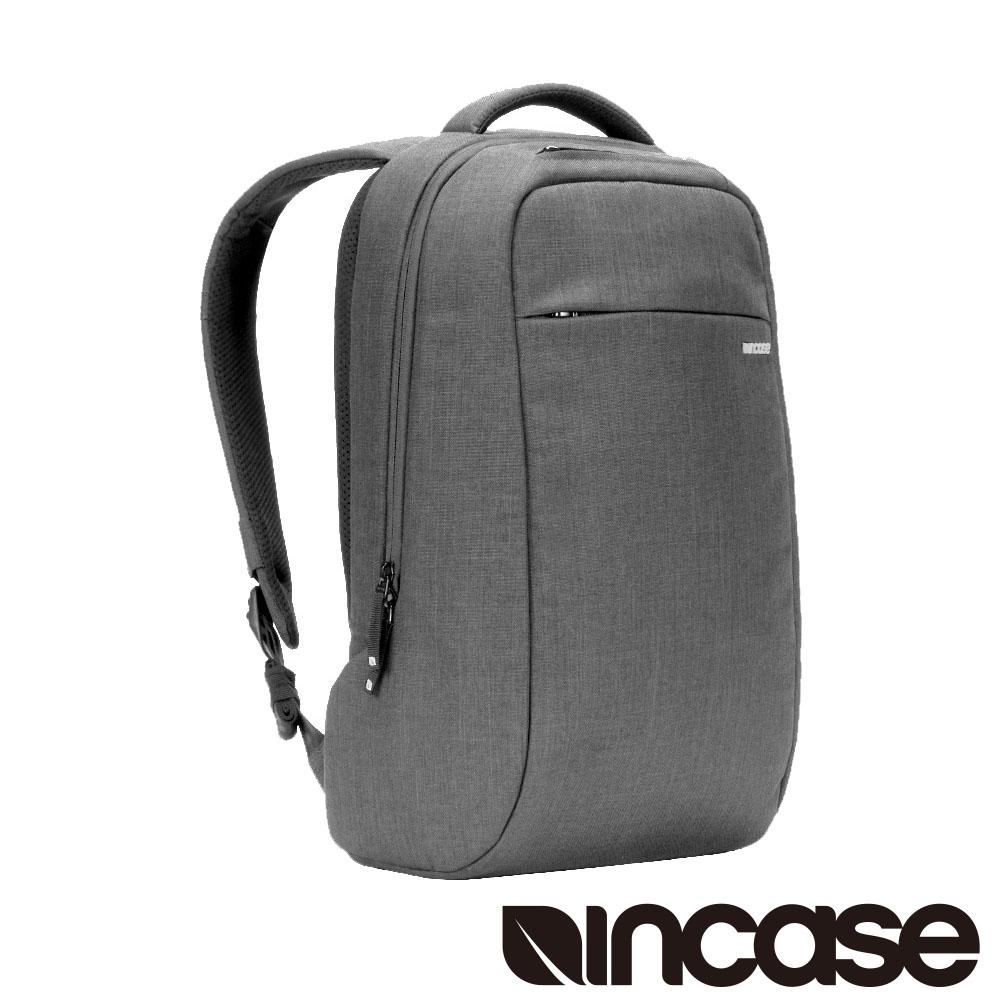 INCASE ICON Lite Backpack 15吋 超輕量筆電後背包 (麻灰)