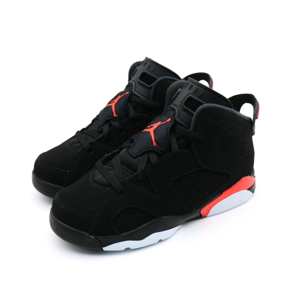 Nike JORDAN 6 RETRO 中大童籃球鞋-384666060