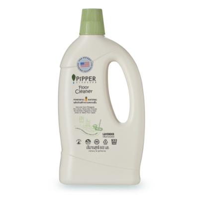 PiPPER STANDARD沛柏鳳梨酵素地板清潔劑(薰衣草) 800ml