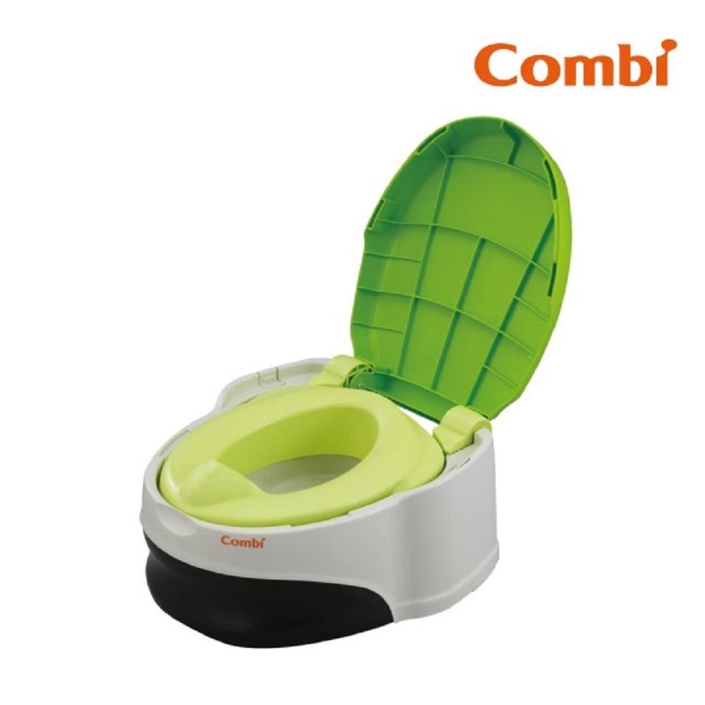 【Combi】優質坐式分段訓練便器