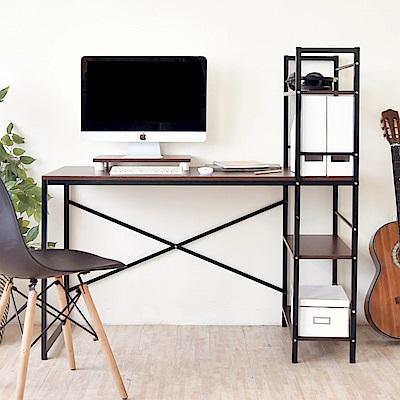 《HOPMA》DIY巧收日系層架工作桌(附主機架)