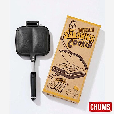 CHUMS - 日本製 LOGO 二代三明治烤盤