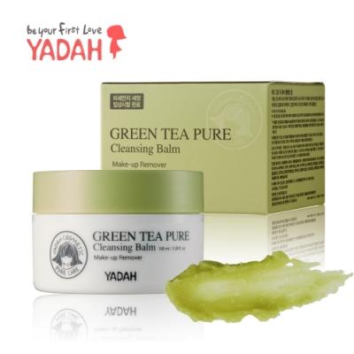 YADAH 綠茶純淨潔膚卸妝膏100ml