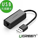 綠聯 USB外接網路卡 REAR LED版