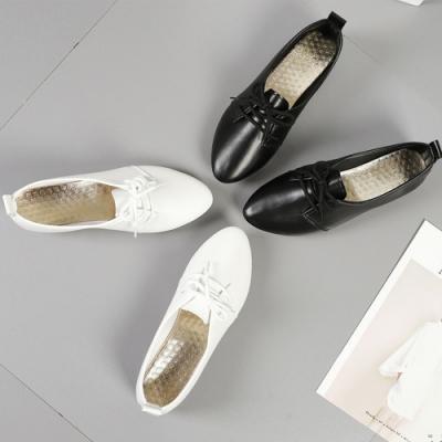 韓國KW美鞋館甜心簡約樸實平底鞋