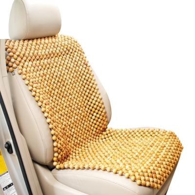 3D 檜木前座墊/新袋一入裝 (附立體防滑墊)