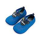 迪士尼童鞋 米奇 飛織休閒鞋 便鞋-藍