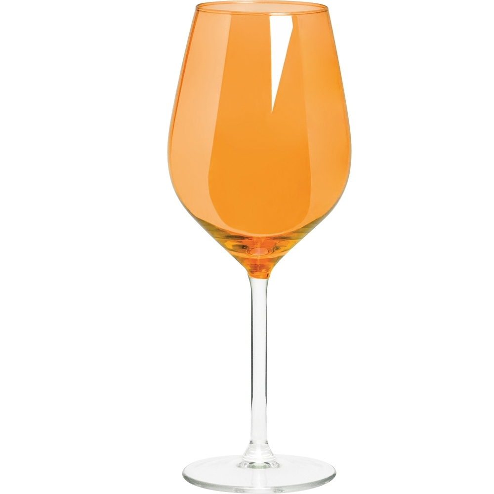《EXCELSA》波爾多紅酒杯(橘500ml)