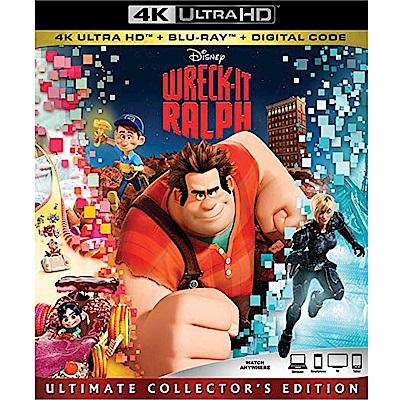 無敵破壞王 4K UHD+BD 雙碟版