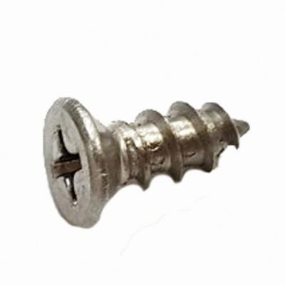 U4 十字白鐵皿頭螺絲/尖尾攻牙釘 3/16 X 3/8英寸(100支/包)