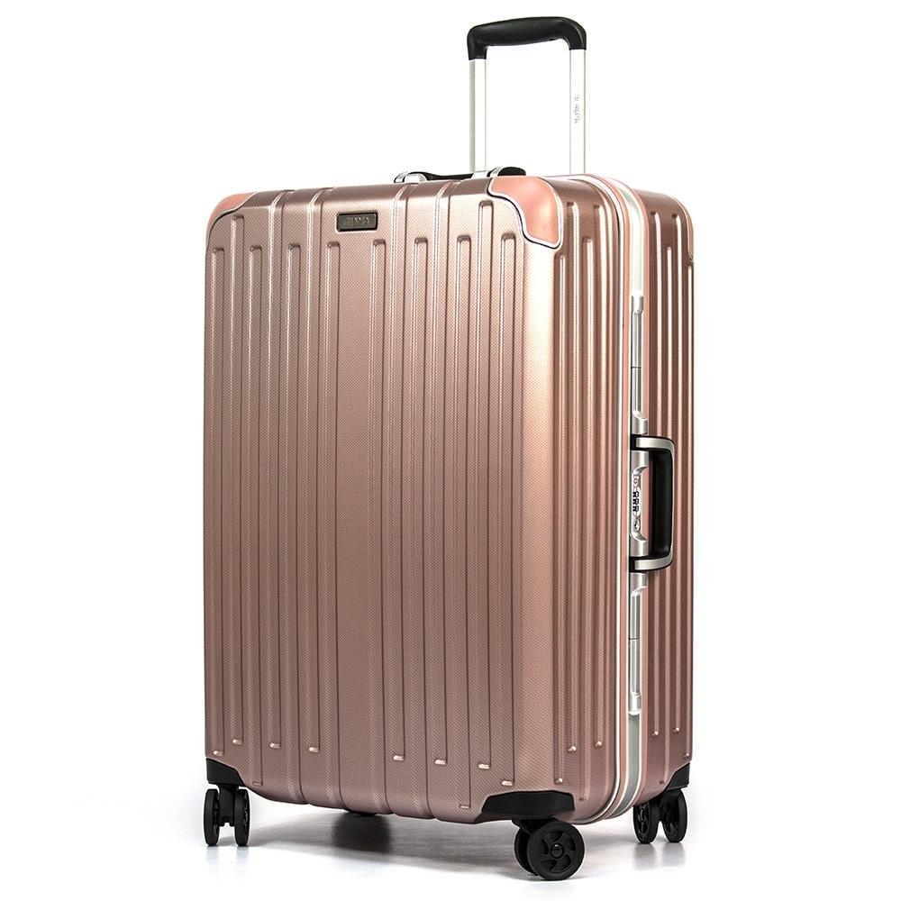 ALLDMA - 30吋 鋁框拉桿行李箱 三色可選- V5-Q630