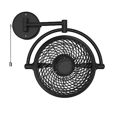 阿拉斯加 VIVI黑色循環扇 YBA-B