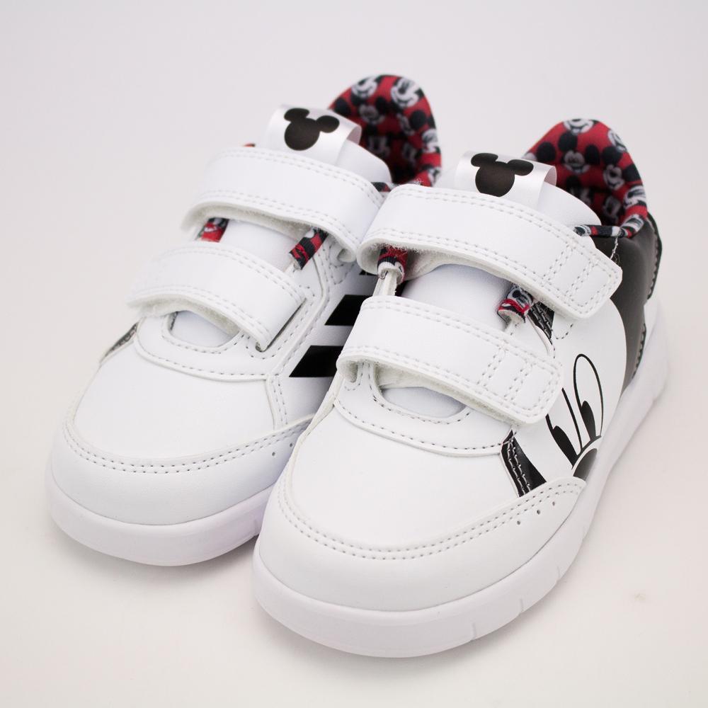 ADIDAS 嬰幼訓練鞋-BY2643 白