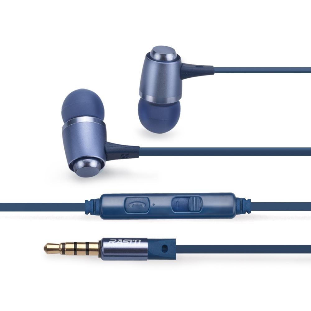 RASTO RS9 美型鋁合金入耳式耳機