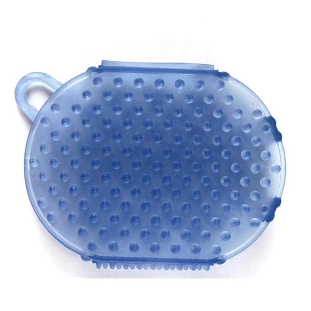 iSFun 洗澡幫手 美體按摩手套 2入 (顏色隨機)