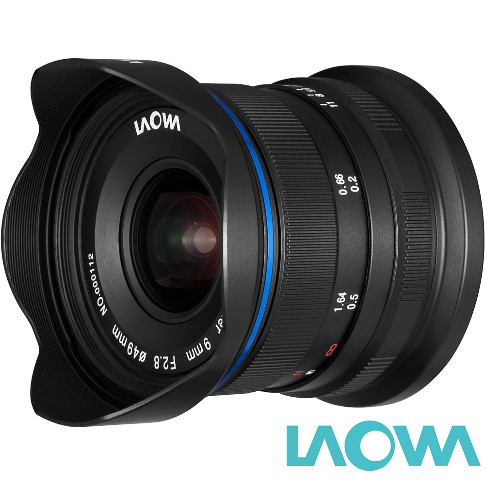 ★贈濾鏡組★ LAOWA 老蛙 9mm F2.8 C&D-Dreamer 手動鏡頭 公司貨